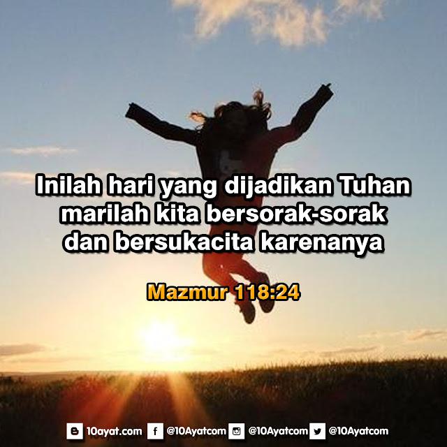 Mazmur 118:24