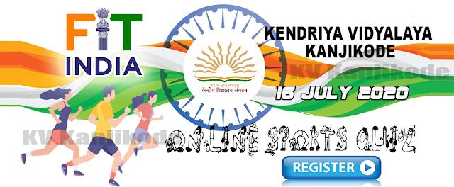 Fit India Online Sports Quiz - Winners