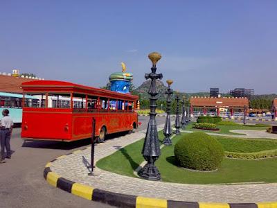 Ramoji Film City Ramoji Film City Telangana Hyderabad  tourism in India