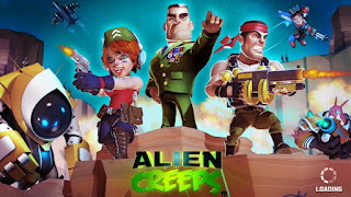 Alien Creeps TD Mod Apk Download