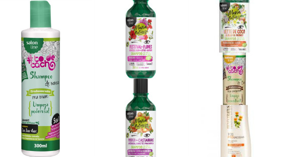 shampoos veganos low poo