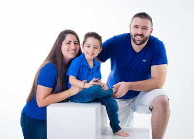 Alex vargas e familia