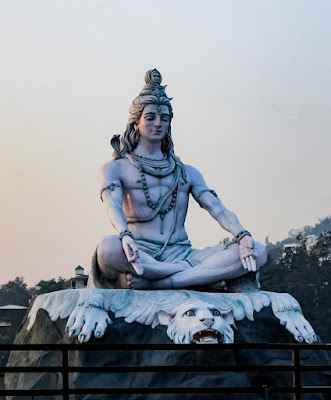 Surrender to Lord Shiva