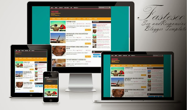 Fasteseo Blogger Template