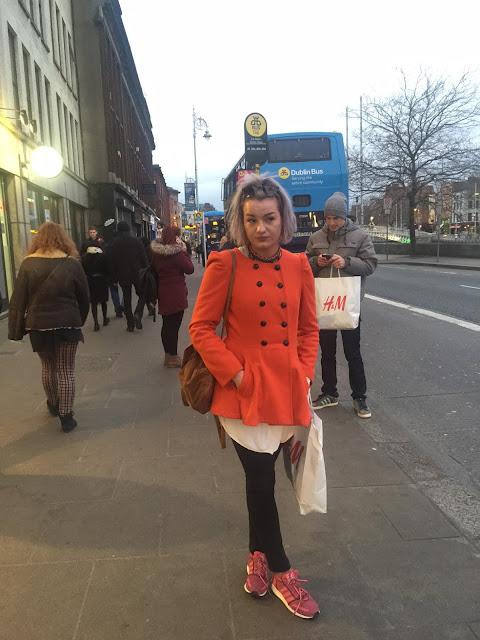 Josipa tuna, Dublin street style,בלוג אופנה