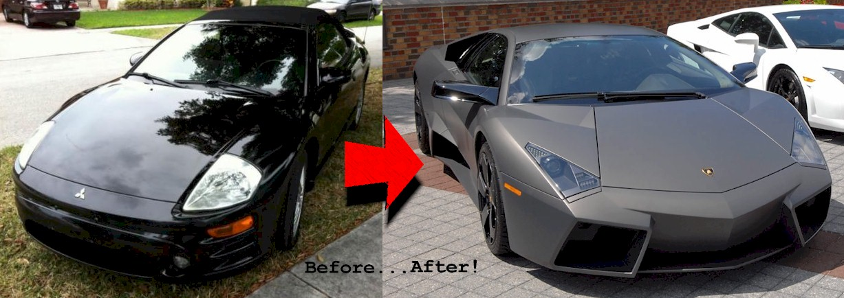 Great How To Build Your Own Lamborghini