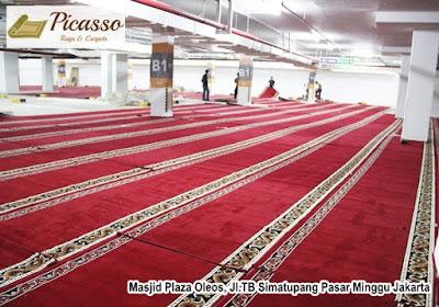 Karpet Untuk Masjid, Karpet Masjid Turki, Karpet Masjid