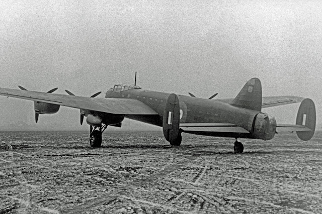 9 January 1941 worldwartwo.filminspector.com Avro Lancaster