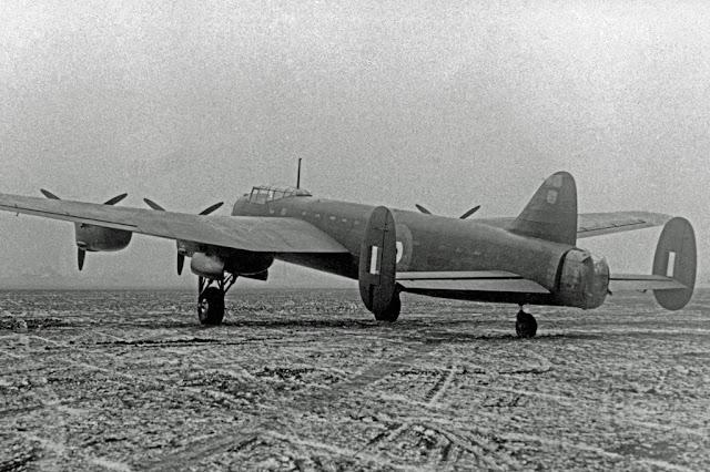 9 January 1941 worldwartwo.filminspector.com Avro Lancaster