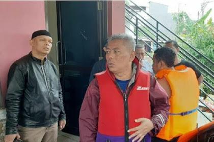 Banjir Cipinang, 2 Lansia Meninggal Dunia