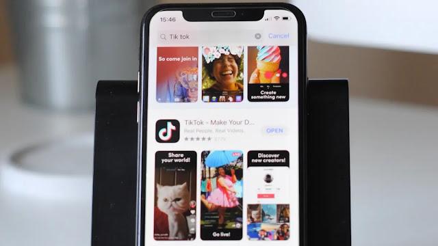 TikTok: application exceeds 3 billion downloads