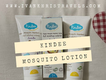 What We Love About Kindee Organic Mosquito Repellent Lotion