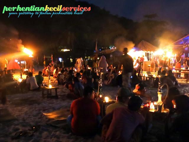long beach perhentian , terengganu , malaysia