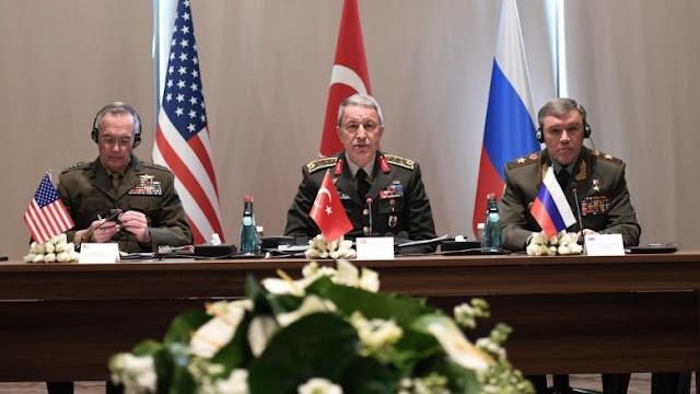 Η νέα αμερικανικο-ρωσική γεωπολιτική προσέγγιση και οι εξελίξεις στη Συρία και το Ιράκ