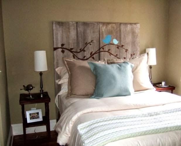 cama cabecero original