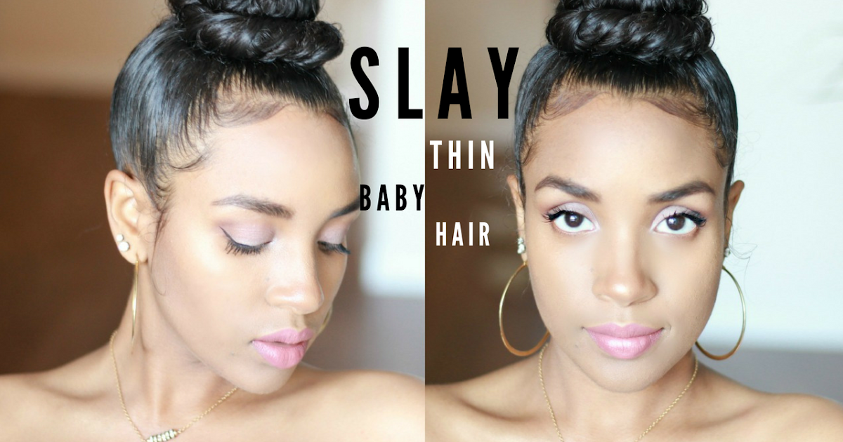 how to style baby hair style by two 2368