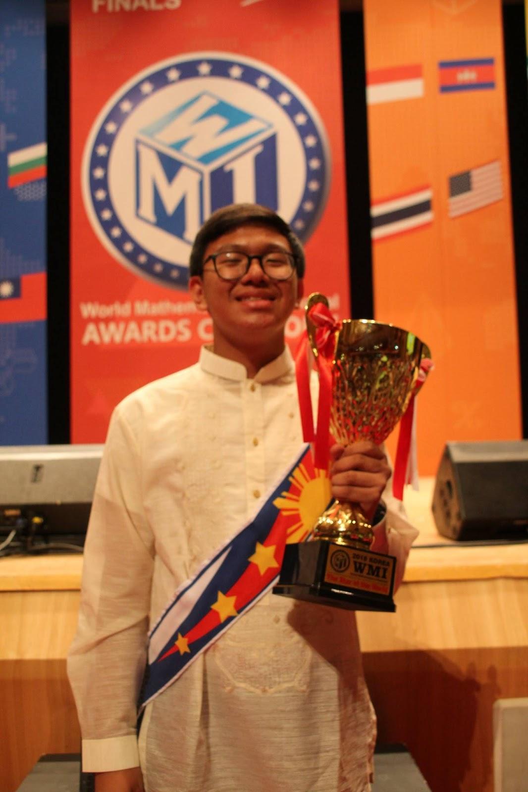 Press Release: WMI 2018 Result | AMSLI Philippines