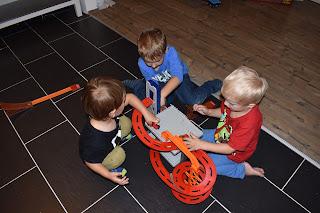 perfektes Spielzeug für Jungs