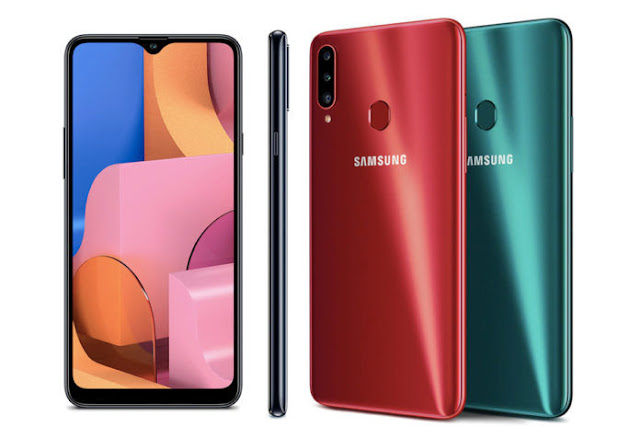 Samsung Galaxy A20s की कीमत में हुई कटौती, जाने नयी कीमत