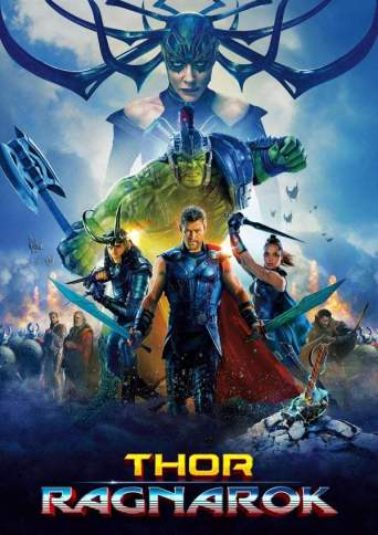 Thor: Ragnarok (2017) Dual Audio Hindi-English Google Drive