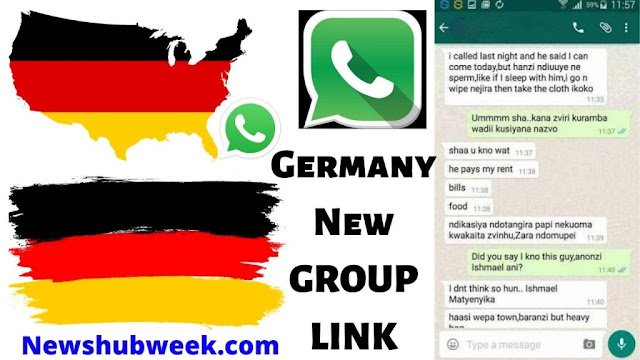 Join 500+ Germany Whatsapp group link