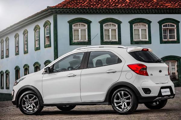 Ações da Ford sobem após fechamento de fábricas no Brasil