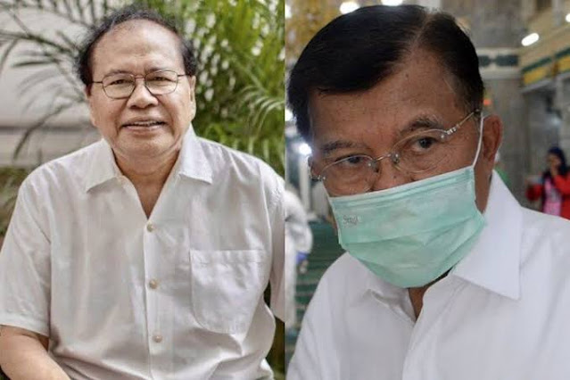 """JK Ungkap Alasan Rizal Ramli Dicopot jadi Menteri, """"Omongnya Besar tapi Gak Bisa Pimpin Orang"""""""