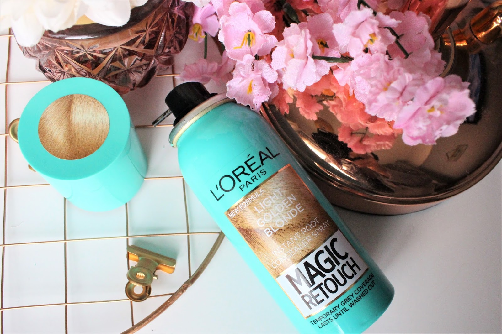 l'oreal magic retouch blog review