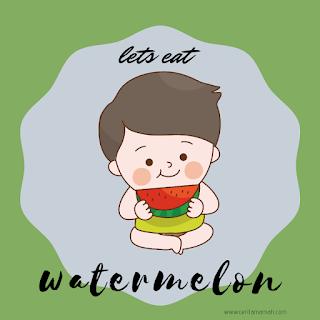 manfaat semangka adalah
