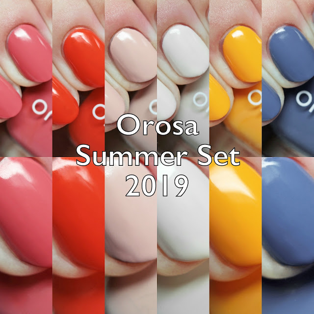 Orosa Summer Set 2019