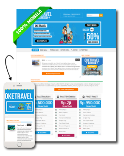 oketravel template