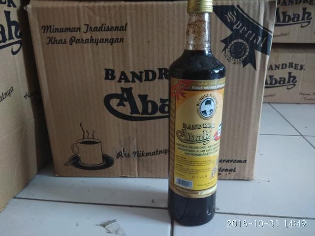 BANDREK ABAH ORIGINAL