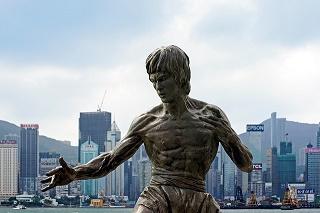 ビクトリア・ハーバー(香港)写真