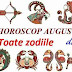 Horoscop august 2020: Toate zodiile