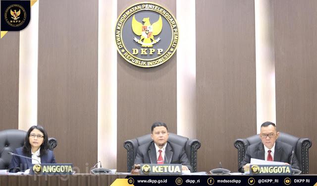 Buntut Pilgub, KPU Pariaman akan jalani sidang kode etik DKPP