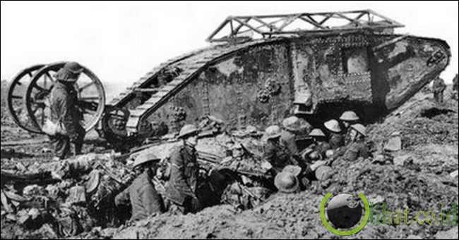 Pertempuran Somme (1.219.201 korban)