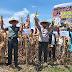 Hadiri Panen Raya Jagung, Bupati Sayed Jafar Apresiasi Petani
