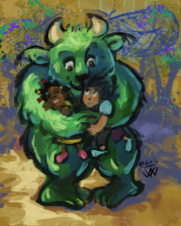 TVW Monster Hug
