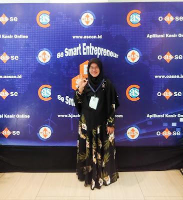 be smart entrepreneur dengan aplikasi kasir online oasse