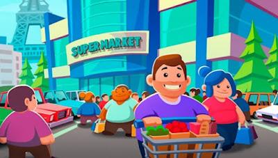 Idle Supermarket Tycoon Mod (Unlimited Money) Apk Download