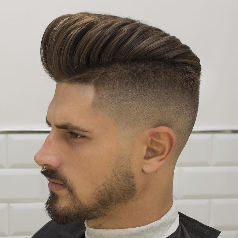 49 gaya rambut pria terbaru 2017
