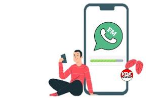 Cara Install FM Whatsapp