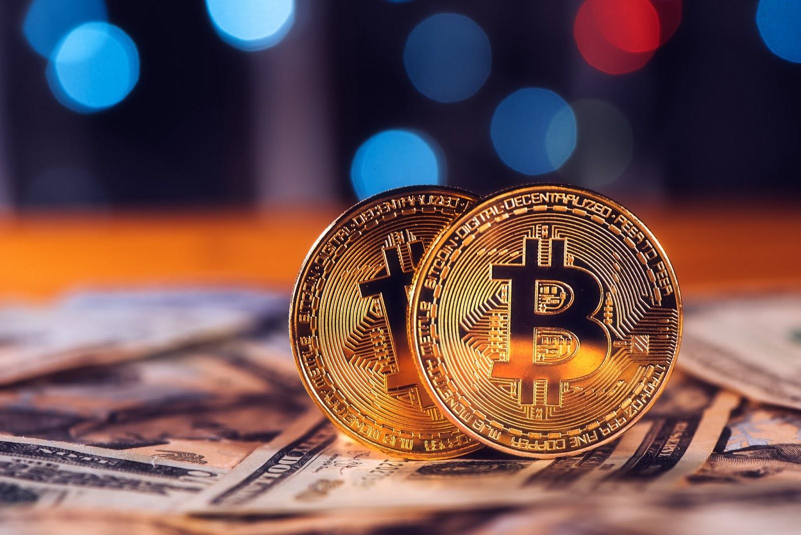 Рост биткоин-адресов
