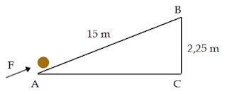 Soal Materi Energi, Usaha, dan Daya Essay no 14