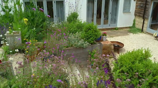 Dave Goulson garden