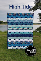 Bias tape applique quilt pattern for beginners