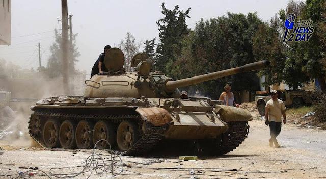 الجيش الوطني الليبي يسيطر تماما على مدينة سرت ArabNews2Day