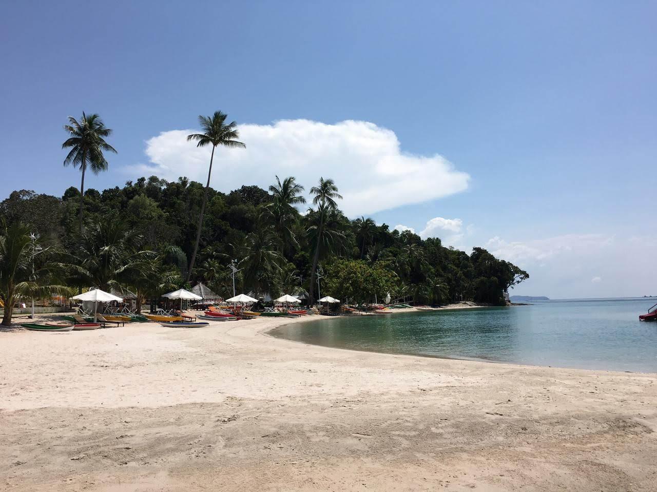 Pantai Kepri Coral Resort