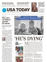 Read Online USA Today Magazine 20 September 2021 Hear And More USA Today News And USA Today Magazine Pdf Download On Website.