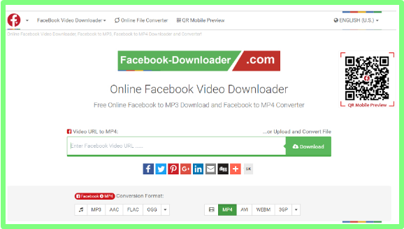 Facebook Video 2 Mp3
